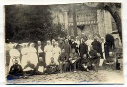 37 Grande Guerre Hôpital De Marmoutier 1914 - Guerre, Militaire