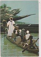 NIGER ,afrique,pres Mali,algerie,tchad,PIROGUE,AYOUROU - Niger