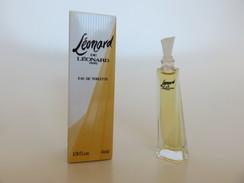 Léonard De Léonard - Eau De Toilette - 4 ML - Miniatures Femmes (avec Boite)