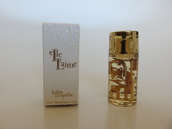 Elle L'aime - Lolita Lempicka - Eau De Parfum - 5 ML - Miniatures Modernes (à Partir De 1961)