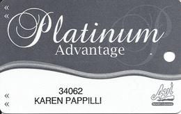 AVI Resort & Casino - Laughlin, NV - Platinum Slot Card - Casino Cards