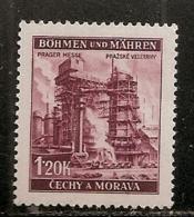 BOHEME ET MORAVIE    OBLITERE - Bohême & Moravie