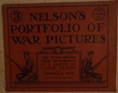 """Portfolio Of War Pictures N° 3   -   NELSON'S   """" 28.11.1914 : Images De La Guerre En BELGIQUE. - Guerre 1914-18"""