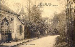 77 - Bois Le Roi - La Chaumière Et Les Tourelles - Bois Le Roi