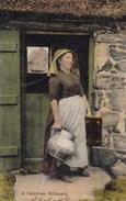 A Guernsey Milkmaid (pk39268) - Guernsey