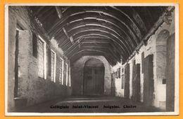 Soignies - Collégiale Saint Vincent - Le Cloître - Soignies