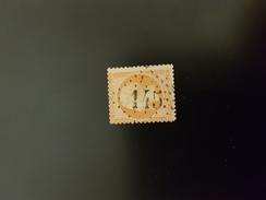 N°23, 40 Cts Orange, GC 145, Ardes Sur Couze, Puy De Dôme. - Marcophilie (Timbres Détachés)