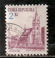TCHEQUIE   N°   15   OBLITERE - Czech Republic