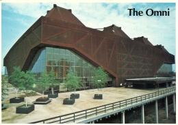 USA Atlanta The Omni / Ice Hockey Basket / Atlanta Flames Atlanta Hawks - Non Classés