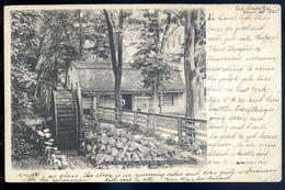 Cpa Etats Unis  Usa , Old Town Mill Built 1650 - New London Connecticut  SEP17-29 - Etats-Unis