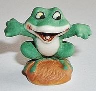 La Foret Enchantée -grenouille- (BR) - Dessins Animés