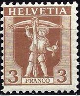 Switzerland 1907 - Walter Tell ( Mi 96 - YT 114 ) MNH** - Ongebruikt