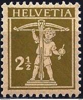 Switzerland 1928 - Walter Tell ( Mi 198x - YT 196 ) MNH** - Ongebruikt