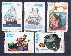 ESPAÑA 1996. 3 SERIES DEL AÑO   EDIFIL N 3415/16+3434+3435/36 NUEVOS  SIN  CHARNELA CECI 2  Nº 95 - 1931-Hoy: 2ª República - ... Juan Carlos I
