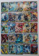 Daikaiju Rush Ultra Frontier : 25 Japanese Trading Cards - Trading Cards