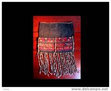 Vieux Porte-monnaie D'homme Taï Tissage /Old Taï Bag - Art Asiatique