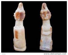 Statuette Amulette Du TIMOR Oriental / Little Man Figure From Timor - Art Asiatique