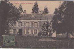 CPSM 14 Calvados - VASSY - Château De Brémesnil - France
