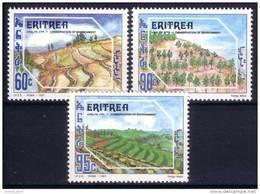 ERITREA Erythrée 1997 MNH ** Conservation Of Environment - Conservazione Dell'ambiente - Eritrea
