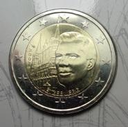 ===== 2 Euros Commémos Luxembourg 2007 état BU ===== - Luxemburgo
