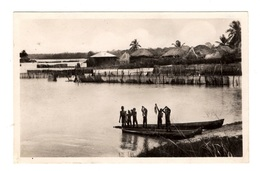 BENIN - COTONOU Environs, Pêcherie De Segboroue - Benin