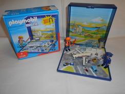 Micro PLAYMOBIL 4336 / AEROPORTO - Autres Collections
