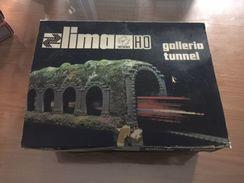 LIMA  HO - GALLERIA  TUNNEL - Alimentazione & Accessori Elettrici