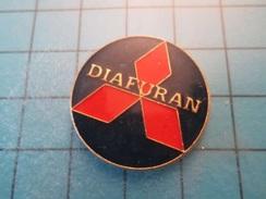 Pin412b Pin's Pins / Beau Et Rare : GARAGE MITSUBISHI DIAFURAN - Mitsubishi