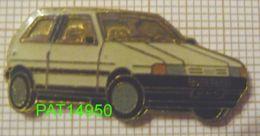 FIAT UNO  Blanche En Version EPOXY - Fiat