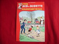 Bd Publicitaire - Willy Vandersteen - Bob Et Bobette - Suske En Wiske - Mini-album - La Poste - Bob Et Bobette