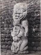 PHOTO --POLYNESIE Souvenir D'escale à TAHITI ?--porte-avions FOCH Ou CLEMENCEAU ( Année 1966-68 ? )-voir 2 Scans - Polynésie Française