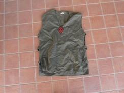 FRENCH ARMY - LEGION SUMMER VEST W/POCKETS - GILET ESTIVO CON TASCHE - ESERCITO FRANCESE LEGIONE - Uniforms