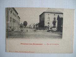 Frasnes Lez Buissenal - Rue De La Station (passage à Niveau) - Frasnes-lez-Anvaing
