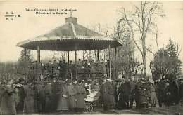 011017 - 19 BRIVE - La Musique Militaire à La Guierle - Kiosque à Musique Landau - Brive La Gaillarde