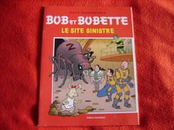 Bd Publicitaire - Willy Vandersteen - Bob Et Bobette - Child Focus - Bob Et Bobette