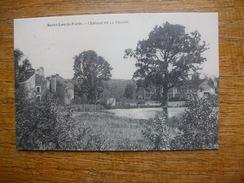 Repro ,,,,,  Saint-leu-la-forêt , Château De La Chasse - Saint Leu La Foret