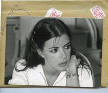 Photo Originale De Presse ,  La Comédienne  CAROLE LAURE - Personalidades Famosas
