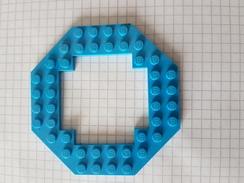 Piece Lego Bleu - Lego System
