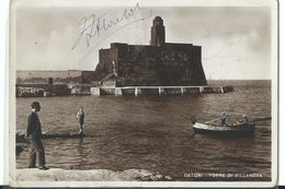 Ostuni -  Torre Di Villanova - NV  Anni 40 - Brindisi