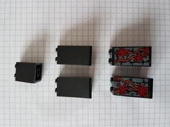 Lot Pièces Lego Noir - Lego