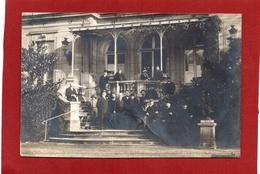 VAL DE MARNE 94 CHOISY LE ROI GARDE CIVIQUE SOUVENIR 1914 - 1915 GUERRE 14/18 CARTE PHOTO - Choisy Le Roi