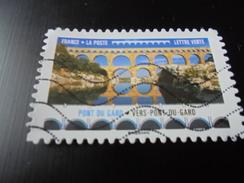 Pont Du Gard(2017) - Oblitérés
