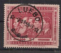 CONGO BELGE 346 LUEBO - Congo Belge