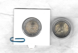 Monnaie,  Pièce  2 €  Année  2011  De  SAN  MARINO  Recto  Verso - San Marino