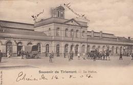 Tienen - Station - Souvenir De Tirlemont - La Station - Tienen