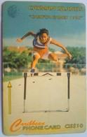 Cayman Islands 11CCIA $10 Carita Games 1995 - Cayman Islands