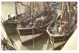 Visserssloepen Op Rust - 1958 Visser / Pêcheur - Fischerei