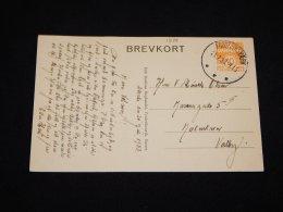 Denmark 1933 Frederikscaerk Postcard__(L-1838) - 1913-47 (Christian X)