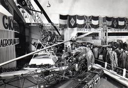 MILANO - 3° SALONE INTERNAZIONALE DI VOLO VERTICALE 1954 - VIAGGIATA Timbro Speciale - Milano (Milan)