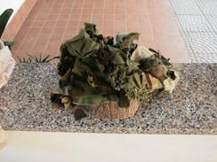 SF US ARMY SNIPER CAP - FORZE SPECIALI ESERCITO AMERICANO COPRICAPO DA TIRATORE SCELTO - Casques & Coiffures